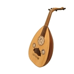 Oud, Egyptian, Padouk, Bird, Gig Bag