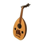 Oud, Rosewood, Round MOP Inlay, Gig Bag