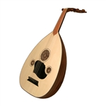 Oud, Turkish, Electric Std, Soft Case