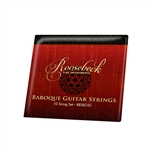 Roosebeck 5-Crs Baroque Gtr Strgs Light