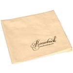 Roosebeck Microfiber Polishing Cloth