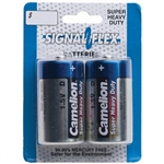 S/Flex D Cell Batteries 2Pk