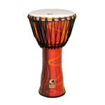 "TOCA Freestyle Rope Tuned 10"" Djembe, F"
