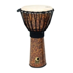 "TOCA Freestyle Rope Tuned 10"" Djembe, SP"
