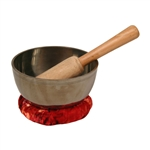 Singing Bowl, Black, 5 1/4""