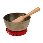 Singing Bowl, Black, 5 3/4""