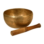 Singing Bowl, Plain, 6""