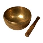 Singing Bowl, Plain, 6 1/2""