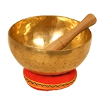 Singing Bowl, Plain, 7 1/4""