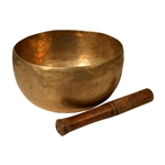 Singing Bowl, Plain, 7 1/2""
