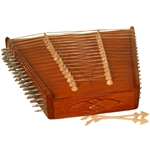 Indian Santoor, Light