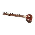 Sitar, Lefty Std, Single Toomba Burgundy