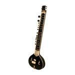 Sitar, Flat Wooden Toomba