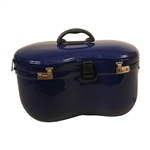 Tabla Locking Carrying Case, Blue