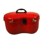 Tabla Locking Carrying Case, Red