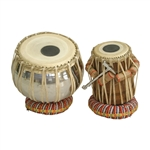 Tabla Set, Stainless Steel Bayan