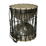 "Talking Drum, 12""x16"" (w BEAL)"