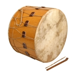 "Tupan Drum, 26"", Rope Tuned"
