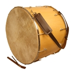 "Tupan Drum, 26"", Bolt Tuned"