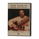 Beginning Sitar Exercises, DVD