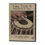 Introduction To Tabla, DVD