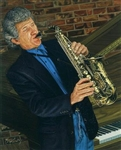 Joe Harris - Sax, Flute, Clarinet Teacher