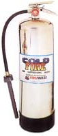 2.5 Gal Cold Fire extinguishers
