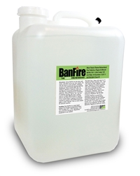 BanFire Retardant for Fabric - 5 Gallons