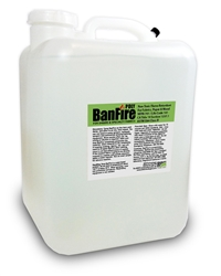 BanFire Poly Retardant for Fabric - 5 Gallons