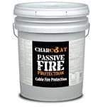 CharCoat Fire Retardant Paint for Wire & Cable