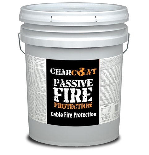 ebea5800969b CharCoat Fire Retardant Paint for Wire   Cable