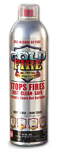 Cold Fire Aerosol Extinguishing Spray 12 Oz