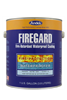 FireGard Fire Retardant Waterproof Paint - 1 gallon