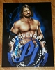 AJ STYLES signed 11X14 POSTER