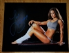 BROOKE ADAMS signed poster