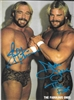 THE FABULOUS ONES signed photo