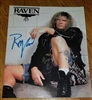 RAVEN signed poster