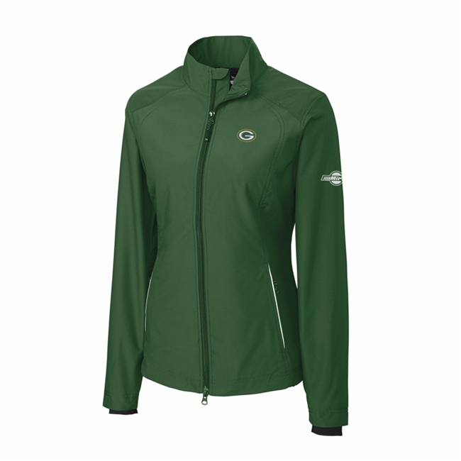 Clique - Ladies Softshell Jacket - Green