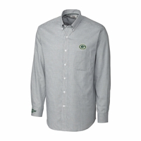 Cutter & Buck - Mens Epic Easy Care Tattersall Woven Shirt