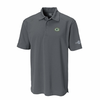 Cutter & Buck - Mens DryTec Genre Polo - Dark Grey