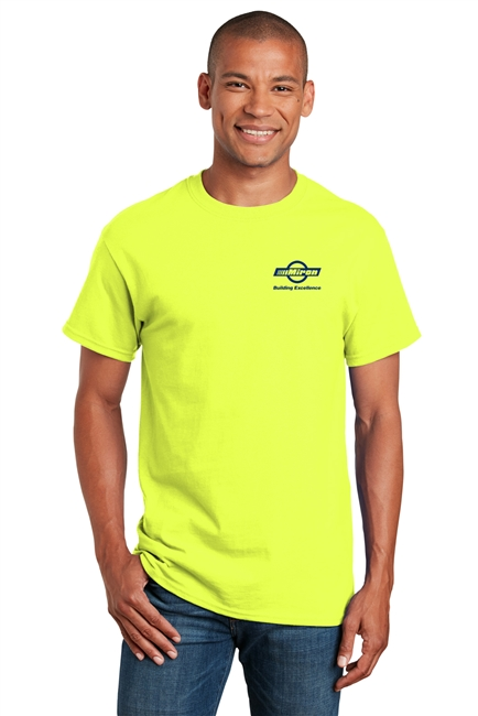 Hi-Vis Short-Sleeve Tee - Safety Green
