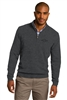 Pebble Beach - Mens Contrast Quarter Zip