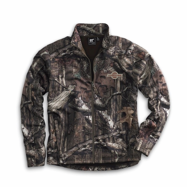 Mossy Oak Breakup - Camo Full Zip