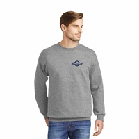 Hanes - Crew Sweatshirt - Long Sleeve