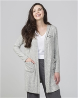 Boxercraft - Ladies Cuddle Fleece Cardigan