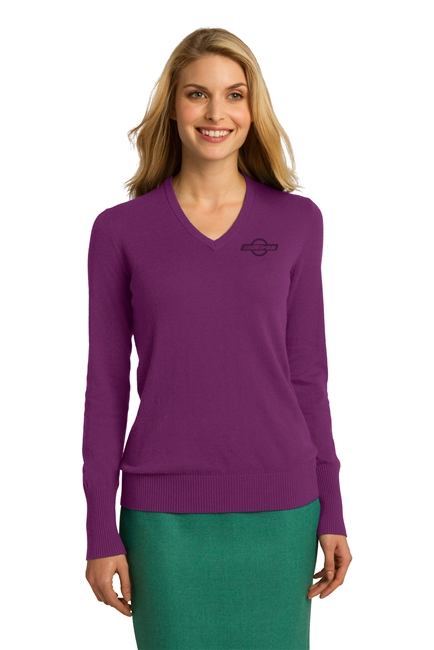 Port Authority - Ladies V-Neck Sweater