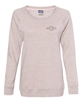 J. America - Ladies Cosmic Fleece Hoodie