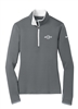 Ladies Nike Dri-FIT Stretch 1/2-Zip Cover-Up