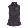 Weatherproof - Ladies Puffy Vest - Black