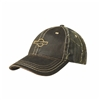 Mossy Oak Breakup NEW Camo Cap - Velcro Closure - One Size Fits Most